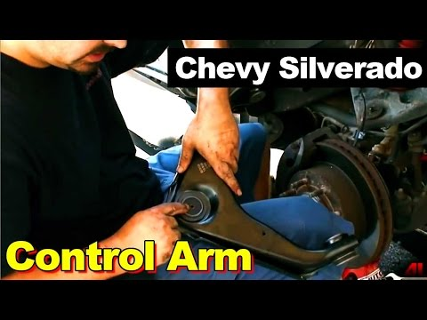 2002 Chevrolet 2500 HD Silverado Control Arm