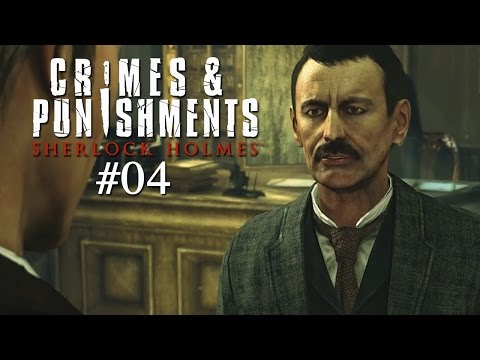 Let's Play Sherlock Holmes: Crimes & Punishments #04 - War es der Gärtner?