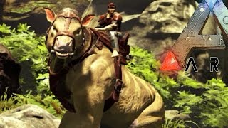 Ark Survival Evolved - CHALICOTHERIUM TAMING, FAILS & DEATH BY REDBULL S3E10 (Ark Update Gameplay)