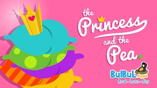 The Princess And The Pea | BedTime Stories For Kids | BulBul Apps