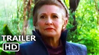 "STAR WARS 9 ""Princess Leia Returns"" Trailer (NEW 2019) The Rise of Skywalker Movie HD"