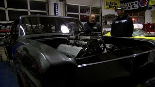 Under The Hood: Goliath 2.0 | Street Outlaws
