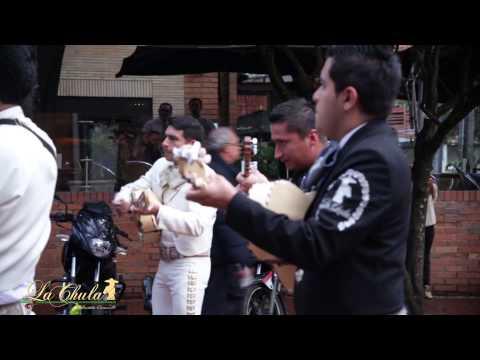Bar La Chula 138 & 116  puritito corazon  Flashmob Bogota Colombia