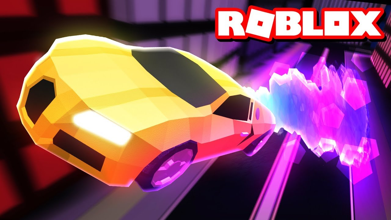 ROCKET FUEL UPDATE!! | Roblox Jailbreak