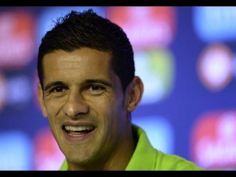 Ricardo Costa bullish as Portugal prepare for Spain