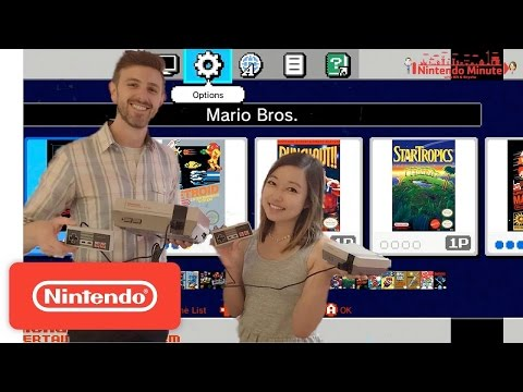 Nintendo Entertainment System: NES Classic Edition – Nintendo Minute