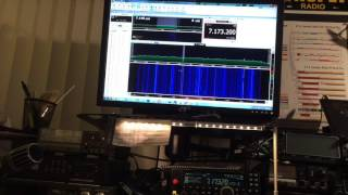 SDR-Radio Console External Radio FT-450D