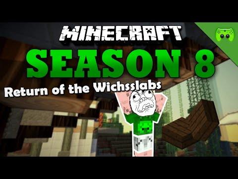 RETURN OF THE WICHSSLABS «» Minecraft Season 8 # 221 HD