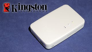 Kingston MobileLite Wireless G3 Özellikleri