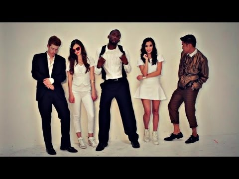 Robin Thicke - Blurred Lines (official Music Cover) By Tiffany Alvord & Megan Nicole Ft. Eppic video