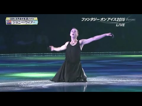 20150530 FaOI in Makuhari Johnny Weir - Creep