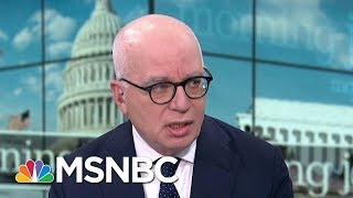 Michael Wolff: I Saw President Donald Trump In The White House All The Time | Morning Joe | MSNBC