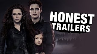 The Twilight Saga: Breaking Dawn � Part 1 - Honest Trailers - Twilight 4: Breaking Dawn