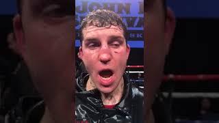 Danny O'Connor talks about win over Steve Claggett