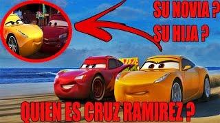 CARS 3 CRUZ RAMIREZ LA NUEVA NOVIA DEL RAYO MCQUEEN ?