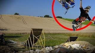 Fatal accidente motocross: Grave accidente durante unos entrenamientos de freestyle motocross