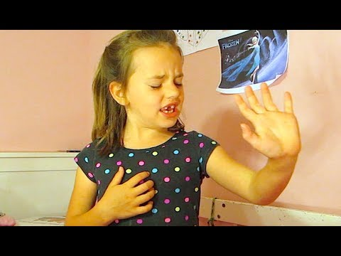 Let It Go! Frozen (babytard Cover) video