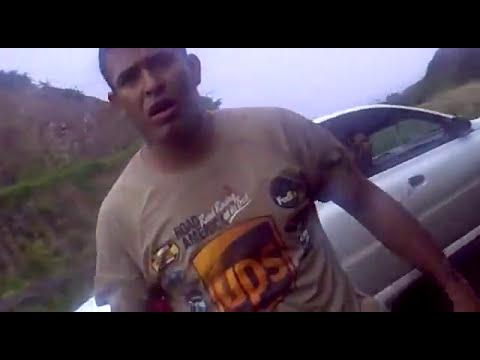 Video del accidente del gobernador de guarico willian lara . HD