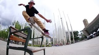 Arizona Iced Tea in Colombia Episode 5 | TransWorld SKATEboarding
