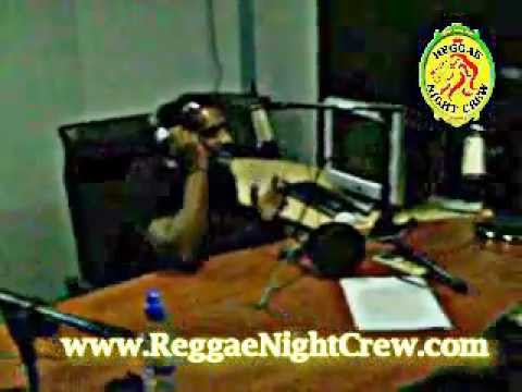 MILLION STYLEZ Interview @ Costa Rica (Reggae Night Crew) Beatz 106 Part03