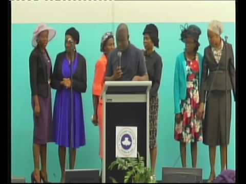 RCCG Jesus Worship Centre Service 6th March 2016 Part 1 of 3