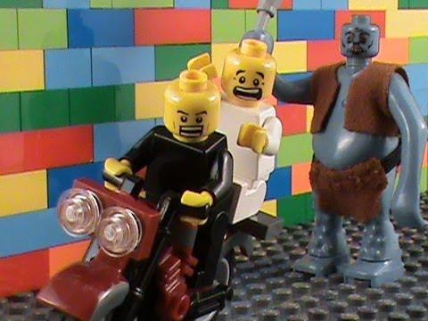 Black White A Lego Film