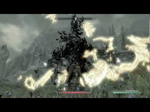 Skyrim alternate ending with Paarthurnax dead