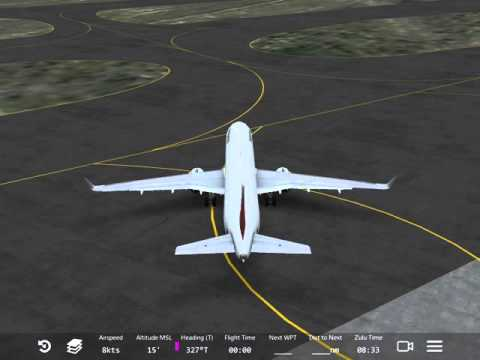 Philippine Airlines (PAL) Airbus A321 in Infinite Flight