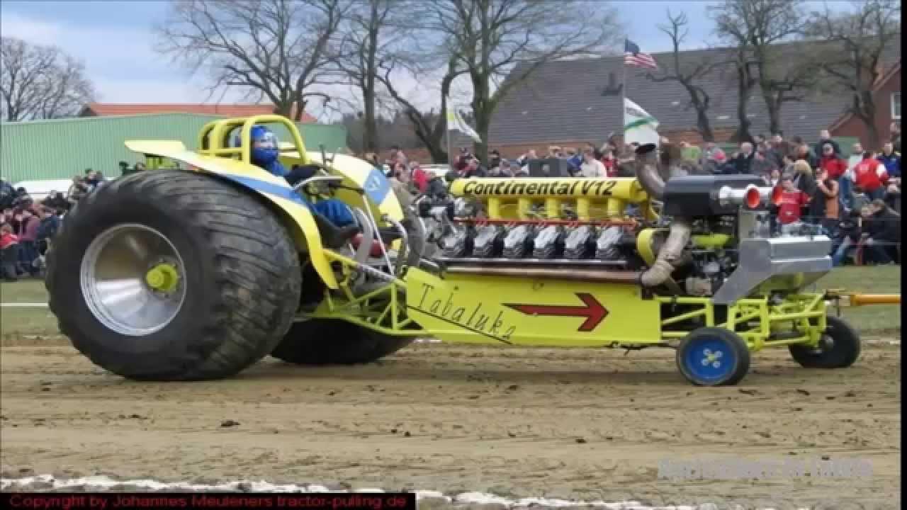 Traktor tuning