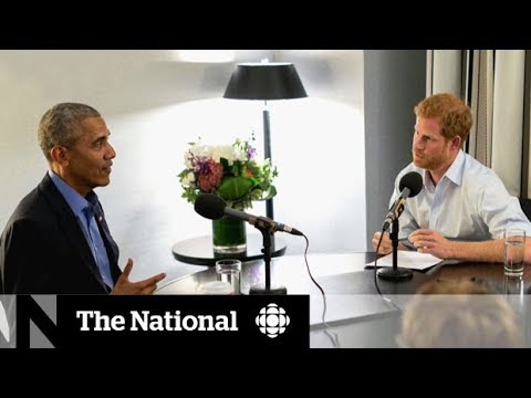 Prince Harry interview with Obama airs on BBC Radio