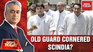 Was Scindia Edged Out By Old Guard? | News Today With Rajdeep