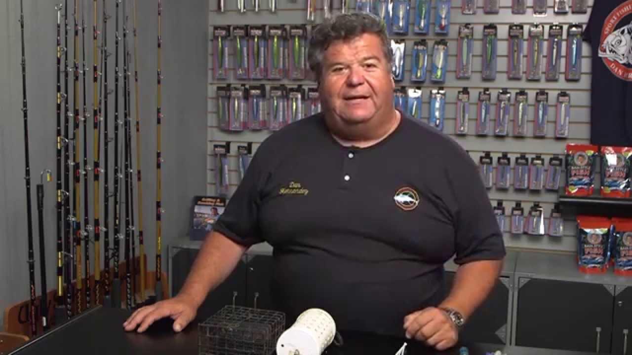 Dan Hernandez Gives Lobster Fishing Tips Sport Fishing