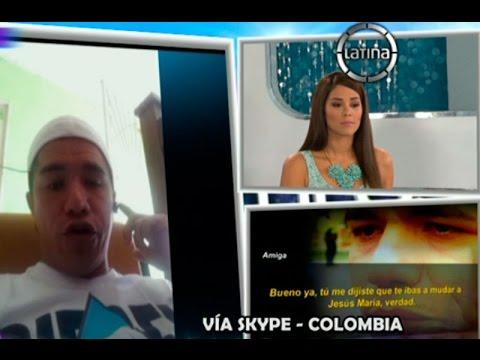 'El Parcero' acusa a Edwin Sierra de promover su expulsión con audios
