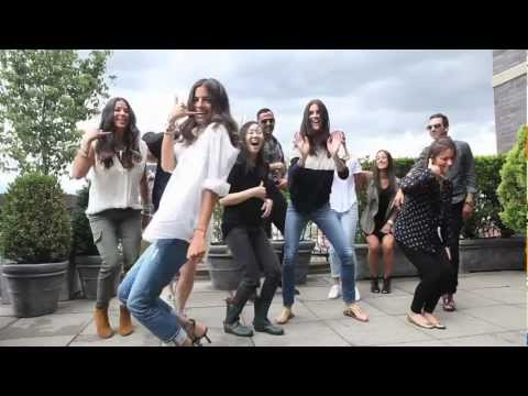 Rebecca Minkoff cover of Call Me Maybe with Hilary Rhoda and the Man Repeller