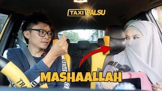 Download lagu DRIVER MANTAN PREMAN KETEMU UKHTI BERCADAR | PRANK TAXI ONLINE AYA IBRAHIM