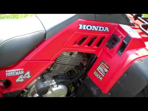 Honda TRX350 Fourtrax / Foreman Online Manual Cyclepedia.com