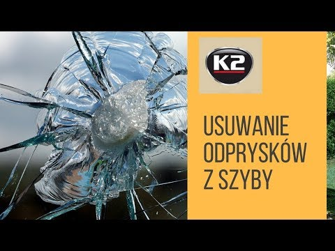 Jak Usunąć Odprysk Z Szyby Samochodu, Naprawa Szyby - K2 Glass Doctor