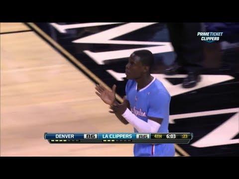 Darren Collison 27 Points Highlights vs Denver Nuggets (2013.10.19) (NBA PRESEASON)