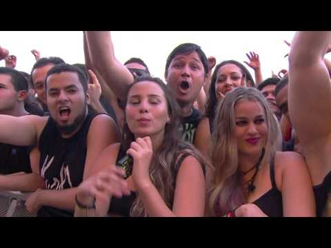 Rock in Rio  2015 Angra feat. Dee Snider  and Doro Pesh