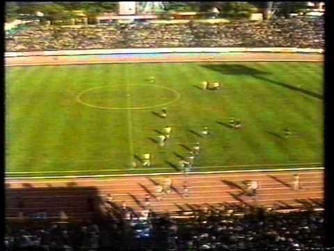 КУЕФА 1985/1986. Черноморец Одесса - Вердер Бремен 2-1 (18.09.1985)