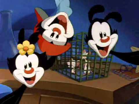 Animaniacs Pinky And The Brain Intro 1 Dutch Youtube