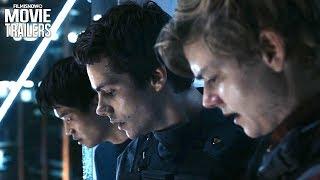 "Maze Runner: The Death Cure   New Clip ""Any Ideas"" - FilmIsNow"