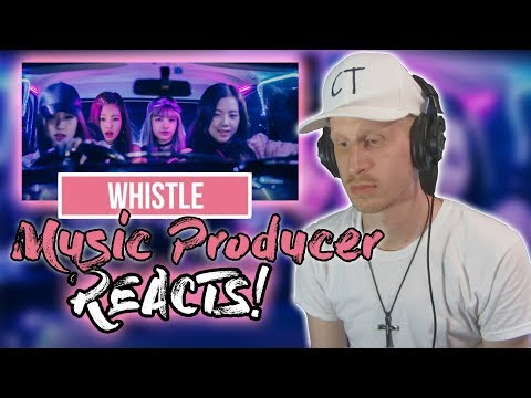 Music Producer Reacts To BLACKPINK - '휘파람'(WHISTLE)