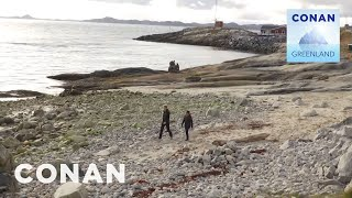 Outtakes From Conan's Trip To Greenland - CONAN on TBS