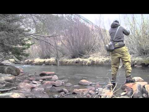 More Spring Front Range Fly Fishing - Colorado
