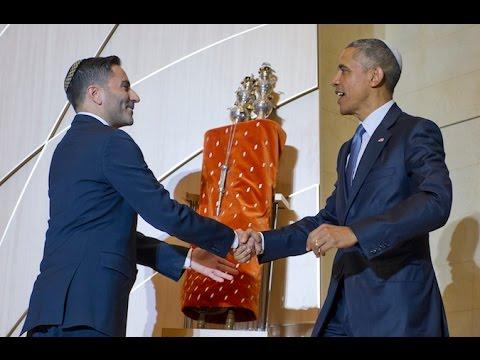 Mark Levin slams Obama's Jedi mind-trick on Jews for his Iran & Palestine plots