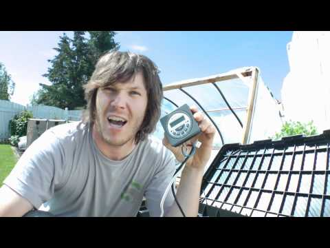 How To Hydroponics   S02e23 Setting Up A Timer For A Hydroponic System