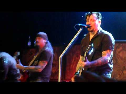 Volbeat -Pool of Booze with Jon Schaffer of Iced earth on Guitar- Colorado Springs July 15,2012