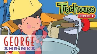 George Shrinks: George's Apprentice - Ep. 35 | NEW FULL EPISODES ON TREEHOUSE DIRECT!