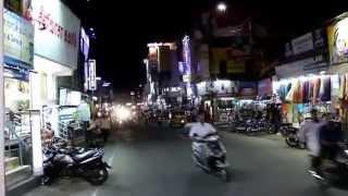 On the street of Kumbakonam of Tamil Nadu